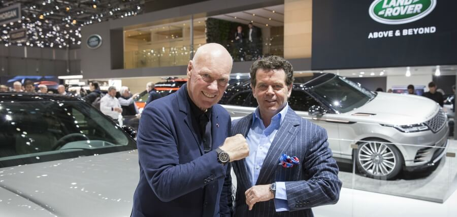 Jean-Claude Biver and Gerry McGovern