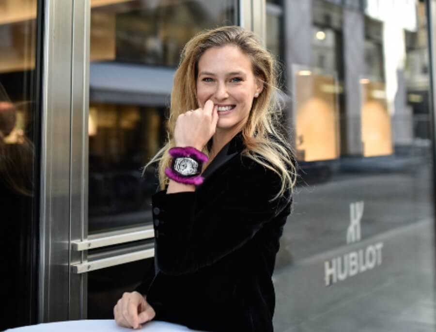 Bar Refaeli and hublot