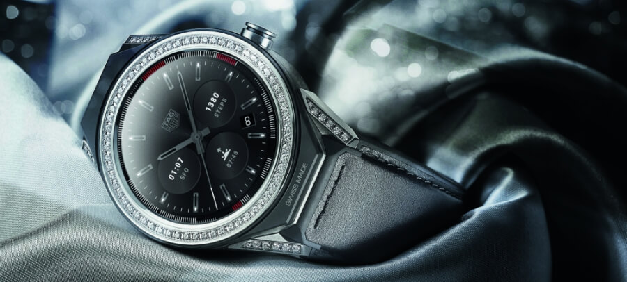 TAG Heuer Connected Modular 45 chronograph