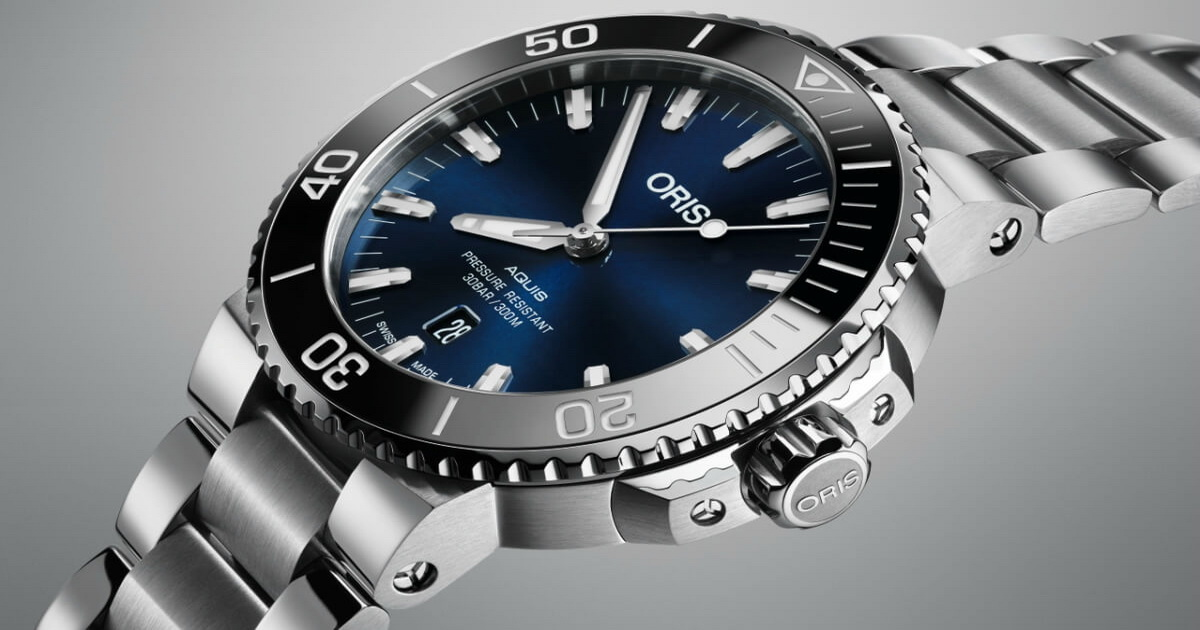 Introducing the new Oris Aquis