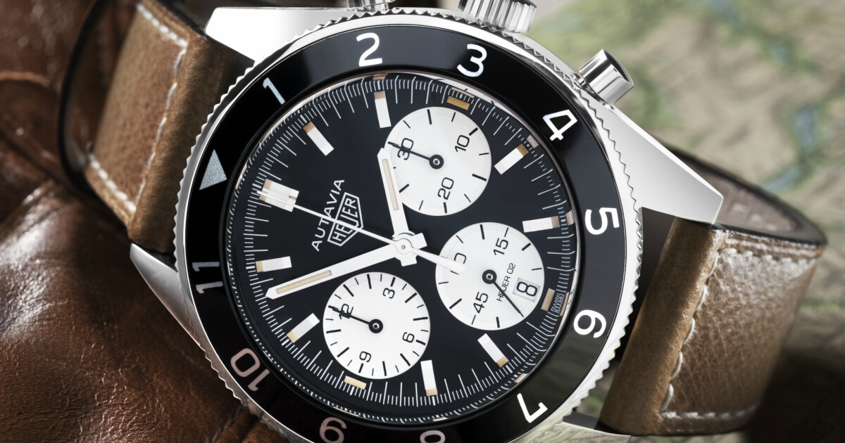 TAG Heuer Autavia, the return of an icon