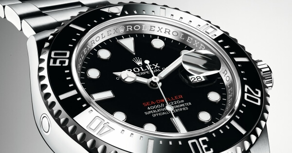 Rolex Sea-Dweller ref. 126600