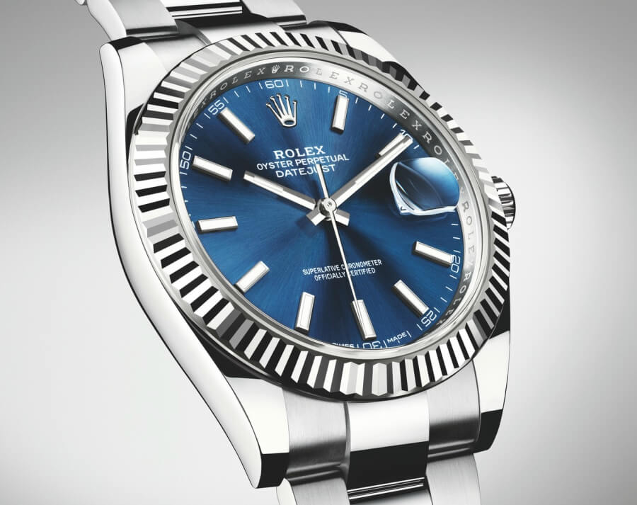 rolex oyster perpetual datejust 41
