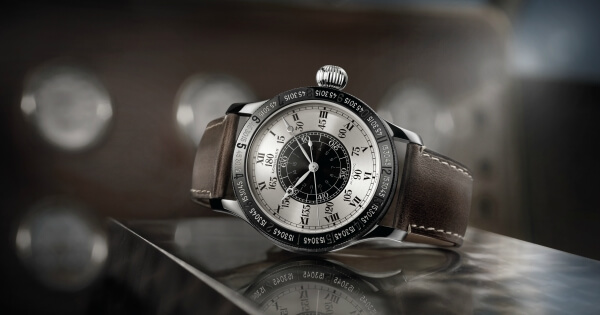 Longines Lindbergh Hour Angle Watch