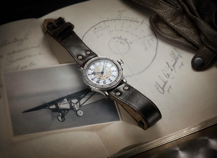 Original Longines Lindbergh Hour Angle Watch Longines Musem
