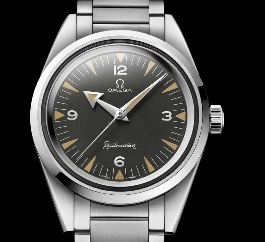 Omega  Railmaster 60th Anniversary Limited Edition Master Chronometer 38 mm