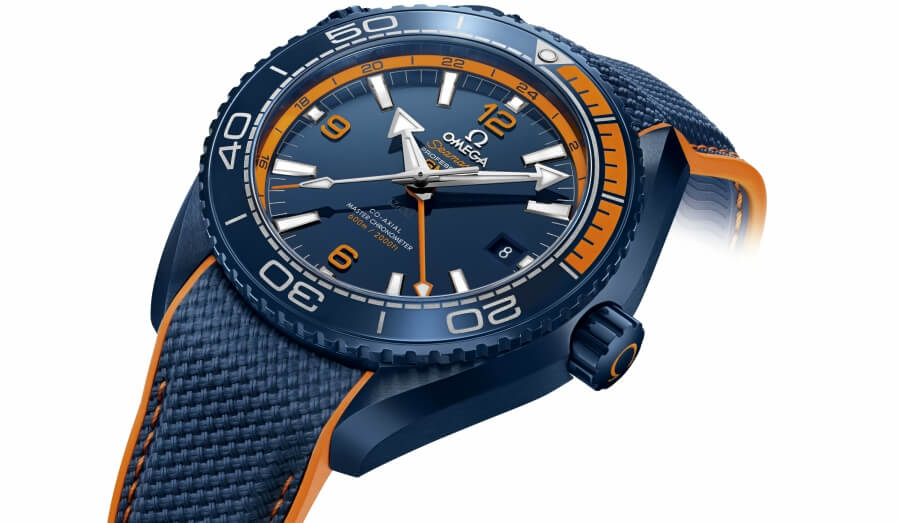 "Omega Seamaster Planet Ocean ""Big Blue"""