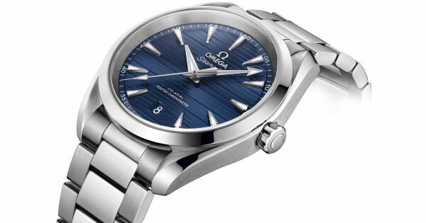 Omega Seamaster Aqua Terra Master Chronometer Collection
