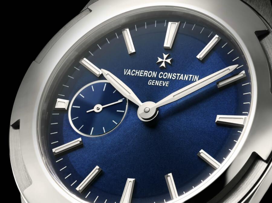 vacheron constantin blue dial