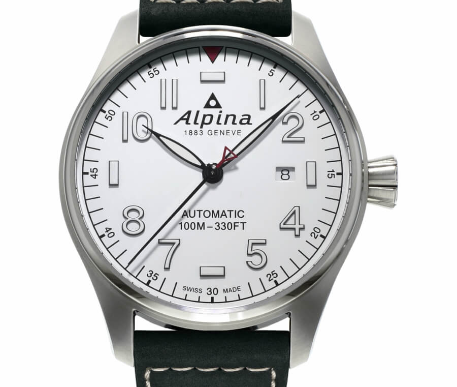 Automatic Pilot Watch