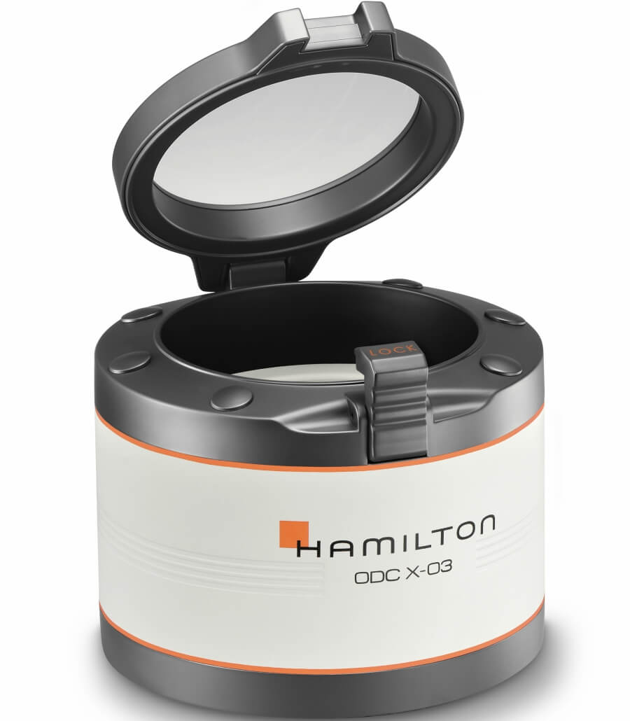 Hamilton Box Watch