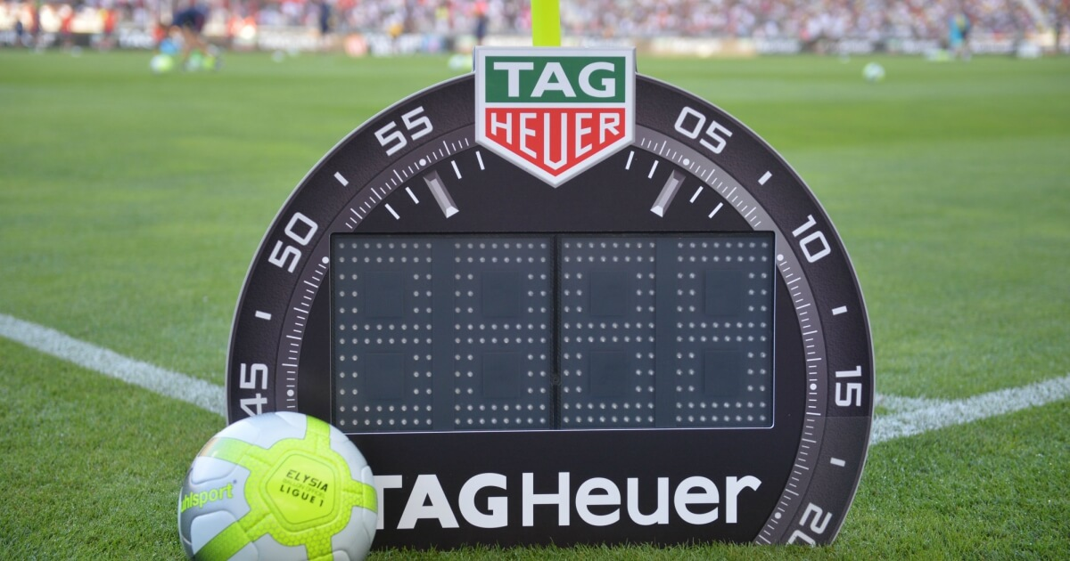 Tag Heuer and La Ligue