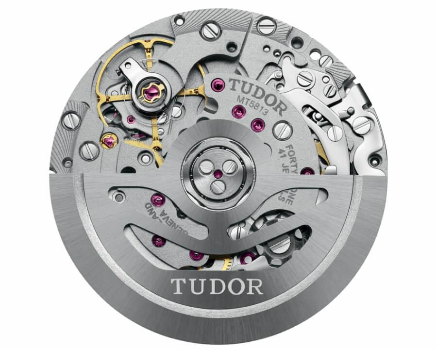 tudor chronograph MT5813