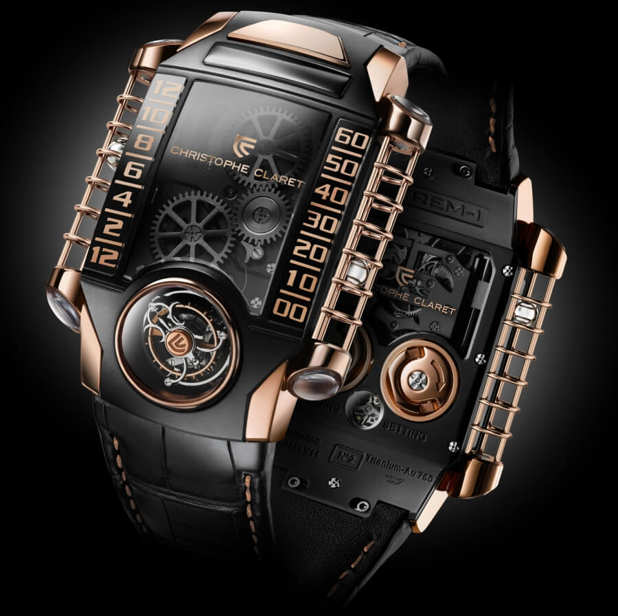 Christophe Claret The X-TREM-1
