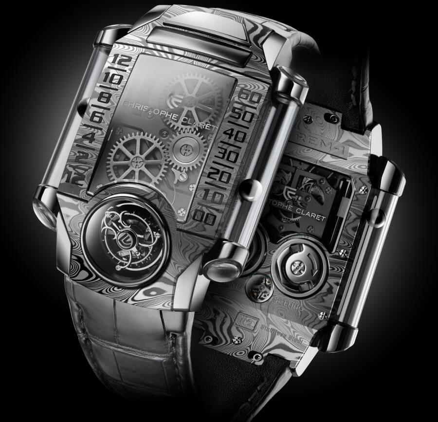 Christophe Claret The X-TREM-1 Watch