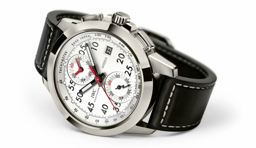 "IWC Ingenieur Chronograph Sport Edition ""50th Anniversary of Mercedes-AMG"""