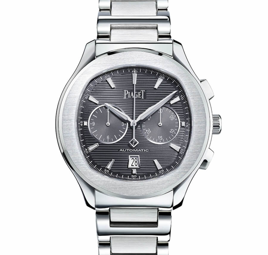the Piaget Polo S Chronograph