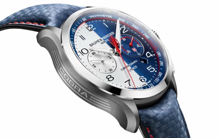 Baume et Mercier Chronograph Flyback