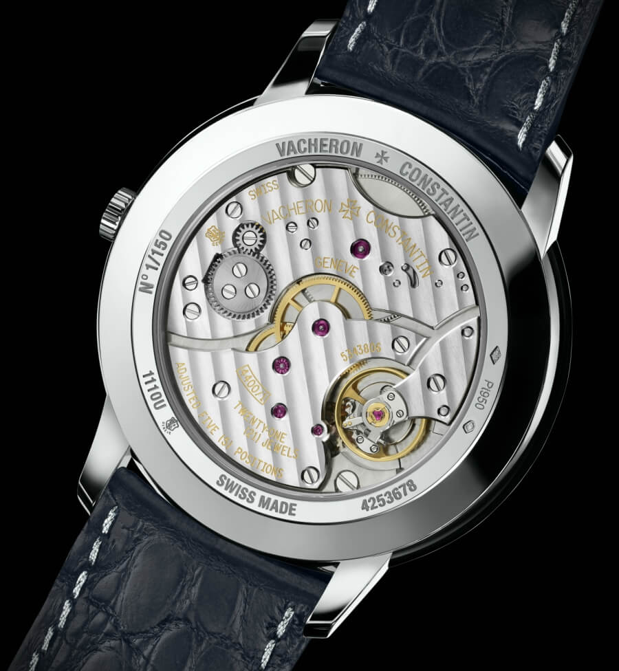Vacheron Constantin Patrimony Collection Excellence Platine Movement
