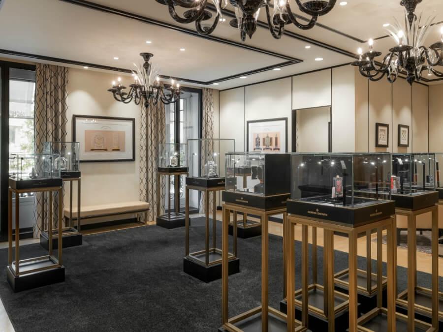 Vacheron Constantin Boutique Geneva