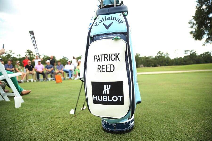 Hublot Patrick Reed