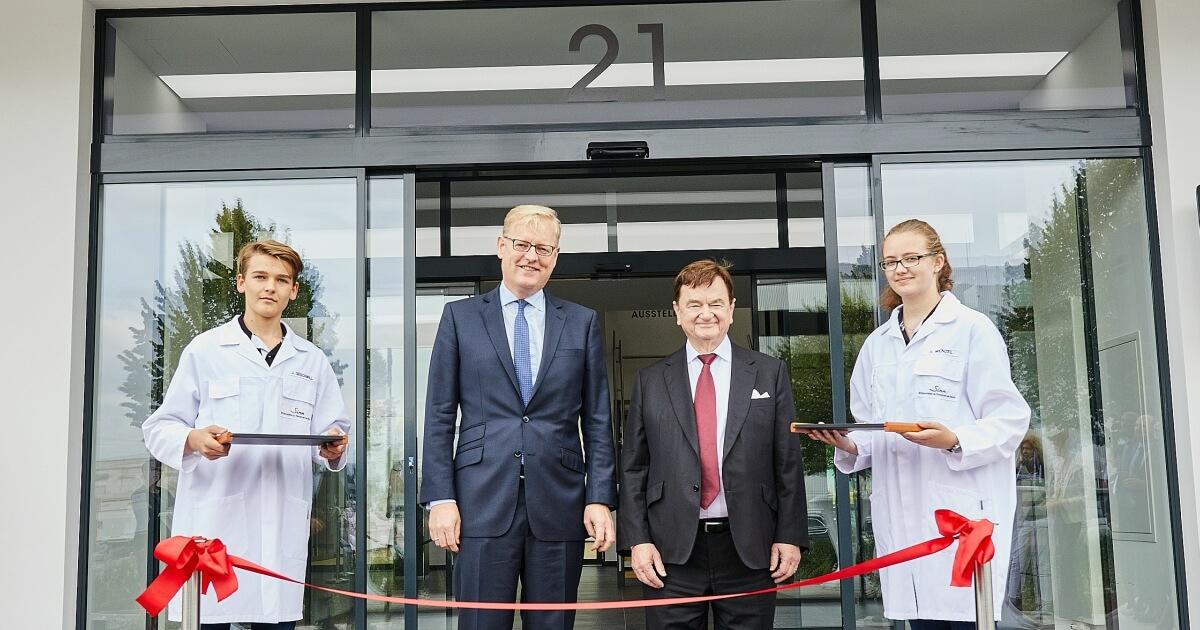 Sinn Spezialuhren has moved into its new headquarters in Frankfurt-Sossenheim