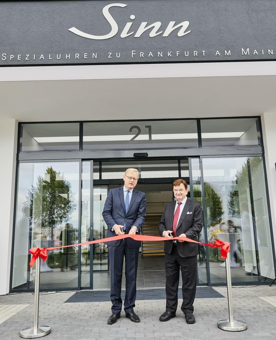 Sinn new headquarters in Frankfurt-Sossenheim