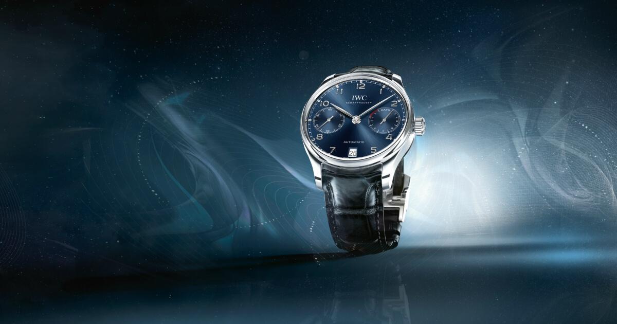 IWC Schaffhausen Classic Portugieser Timepieces