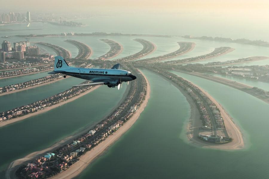 Breitling Dubai