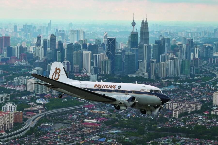 Breitling Kuala Lumpur Malaysia