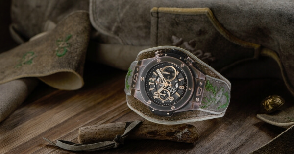 Hublot Launches Big Bang Bavaria In Bronze