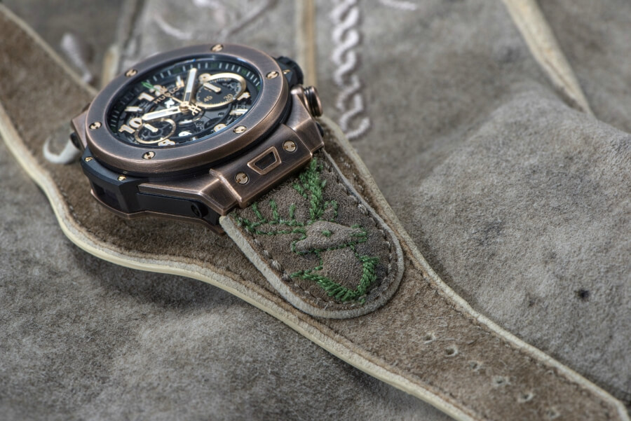Hublot Big Bang Bavaria In Bronze