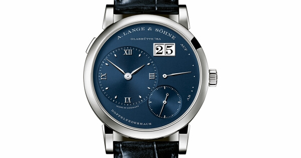 A. Lange & Sohne Blue Series