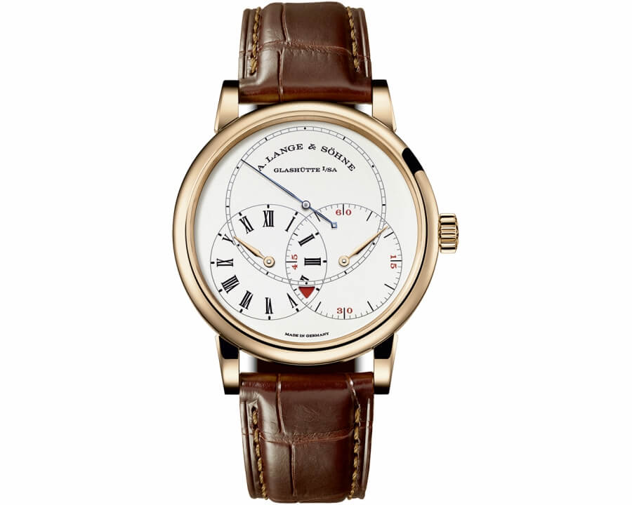 A. Lange & Sohne Richard Lange Jumping Seconds