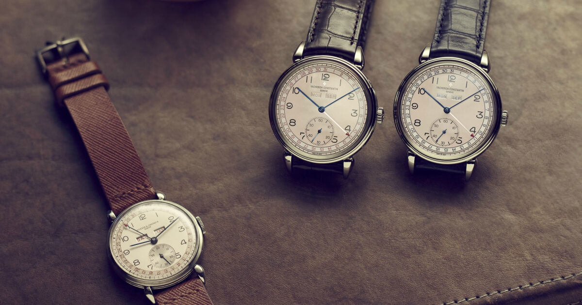 New Models From Vacheron Constantin