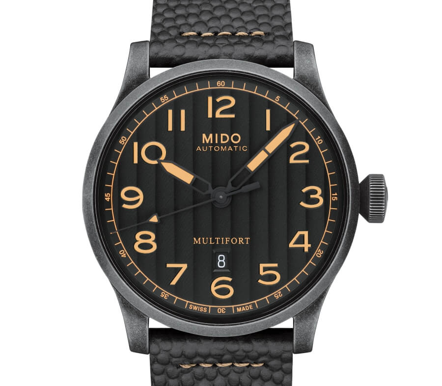 Mido Escape Horween Special Edition