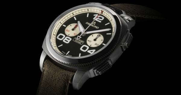 Anonimo Militare Vintage as a Chronograph