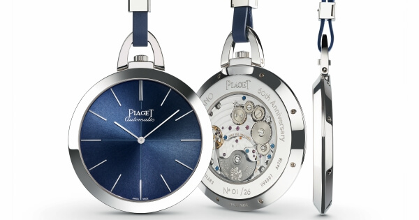 Introducing the Piaget Altiplano 60th Anniversary Pocket Watch