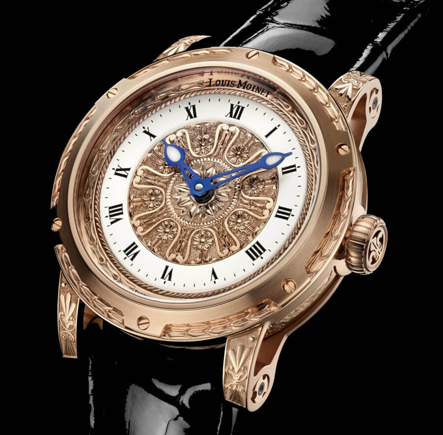 new watch from louis moinet