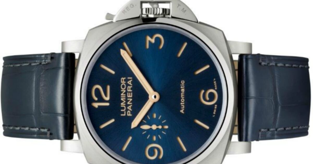 Officine Panerai presents new Luminor Due models