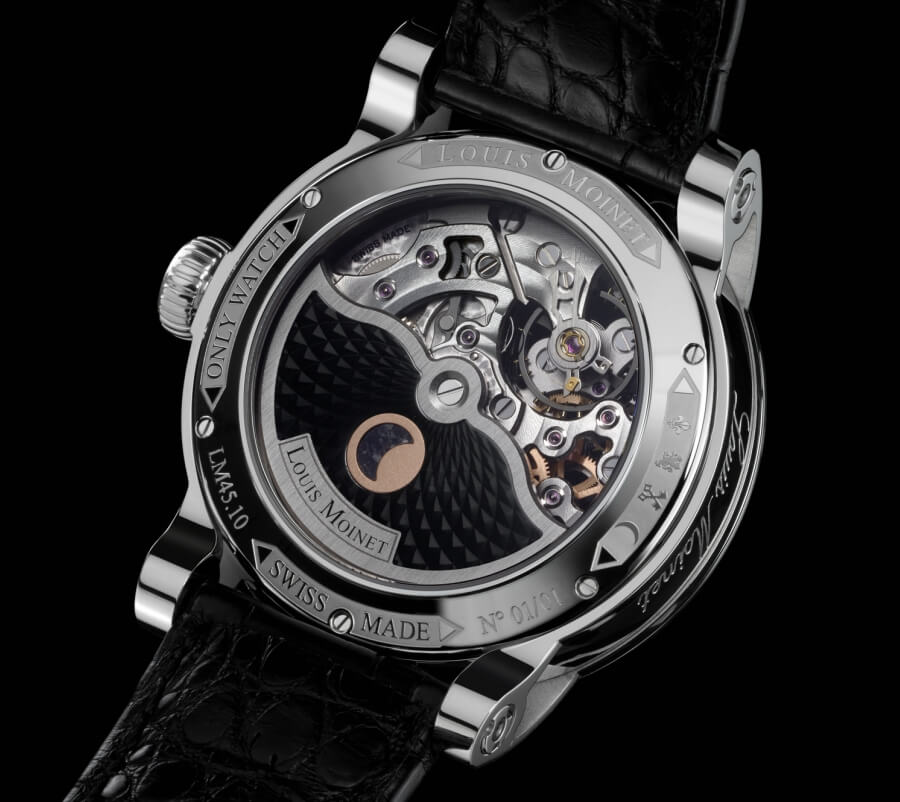 Louis Moinet Movement