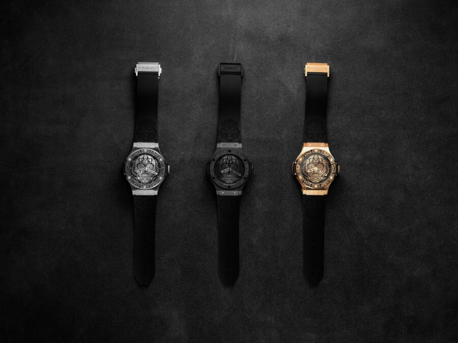 Hublot Big Bang Calaveras