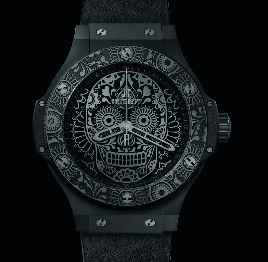 Hublot Big Bang Calaveras Ceramic