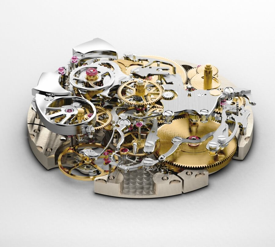 Chopard LUC Movement