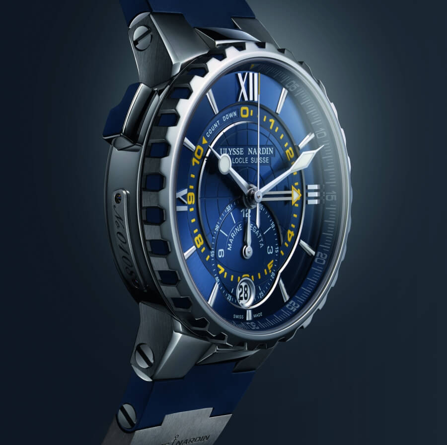 Ulysse Nardin Marine Regatta Review