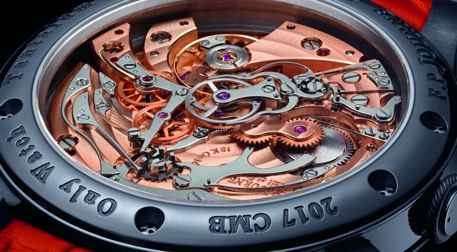 F.P. Journe Chronographe Movement