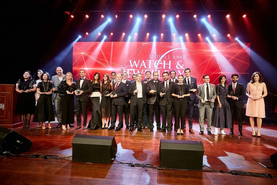 Middle East Watch and Jewellery Award 2017