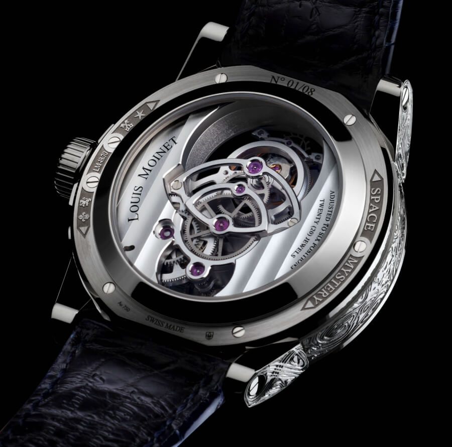 Louis Moinet Space Mystery Turbillon
