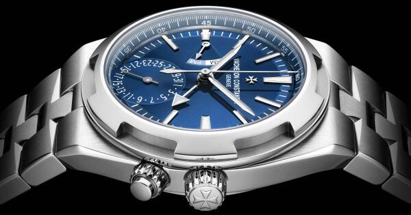The New Vacheron Constantin Overseas Dual Time