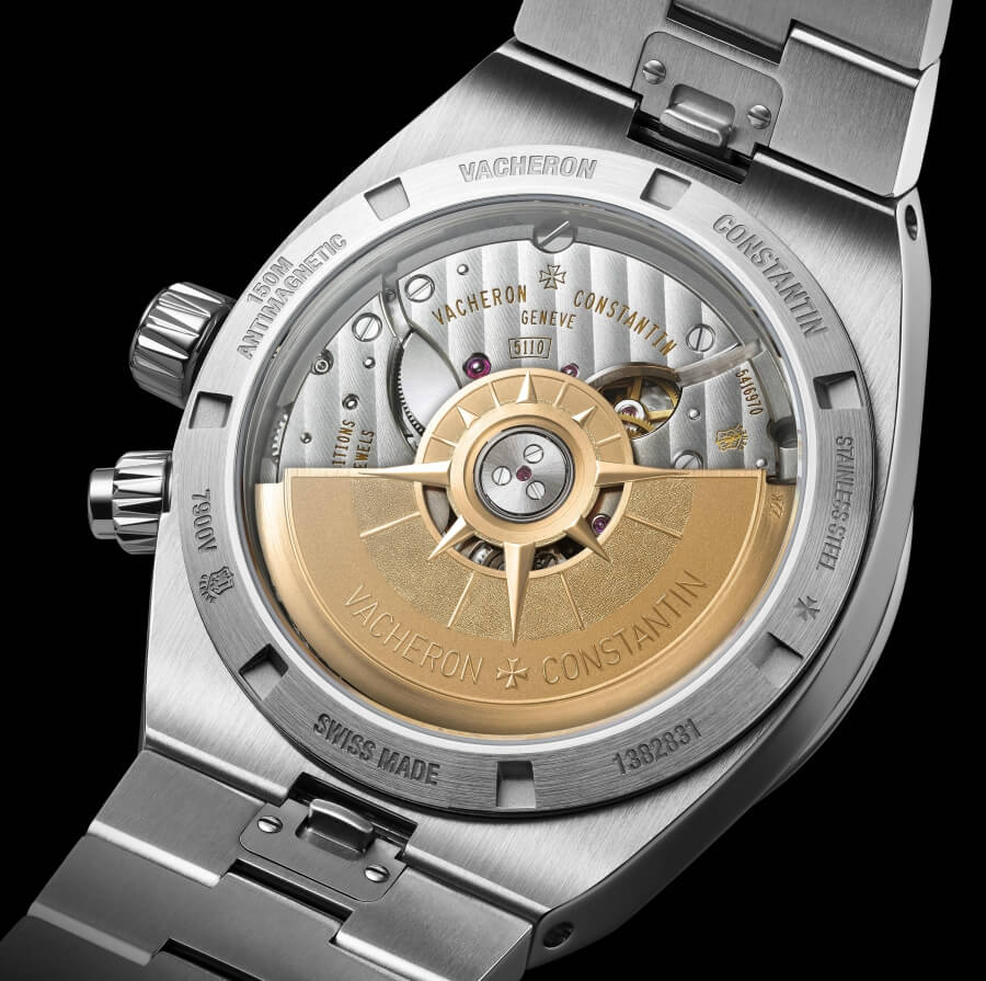Vacheron Constantin Overseas Dual Time Movement